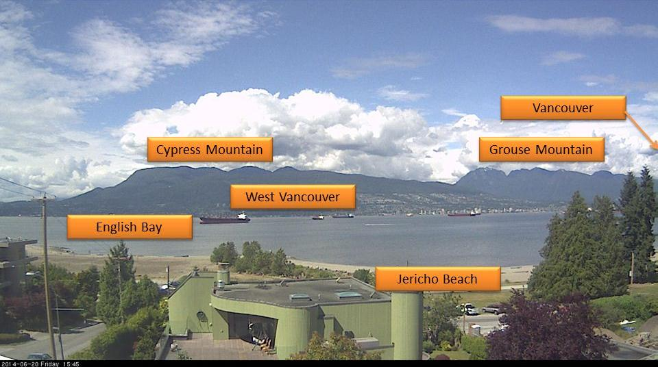 Webcam vancouver bc cruise terminal